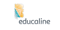 Logo educaline. Monema.es